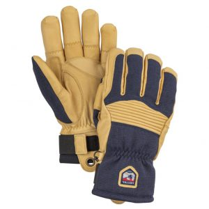 Hestra Army Leather Couloir snow Gloves