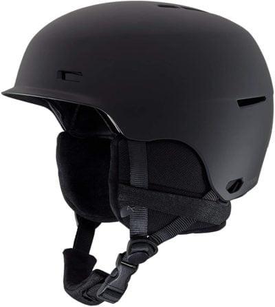 Anon Men's Highwire Durable Ski/Snowboard Helmet with Brim