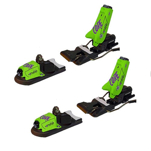 Knee Binding Core Ski Bindings