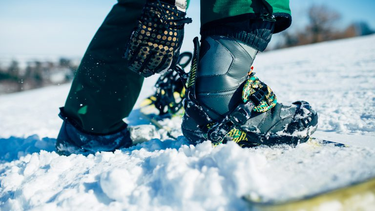 best snowboard boots guide featured image