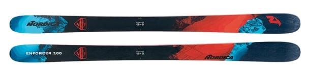 Nordica Enforcer 100 Skis 2021