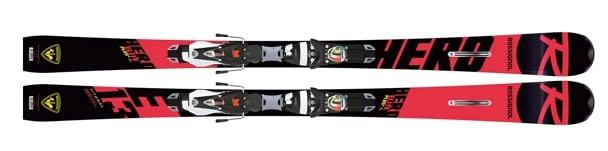 Rossignol Hero Elite Plus Ti Skis with SPX 12 Konect Bindings