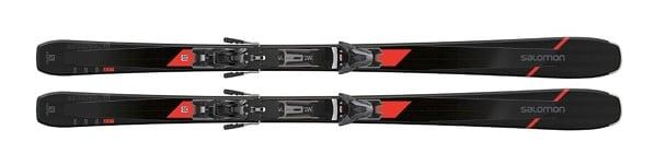 Salomon XDR 80 TI Skis with Z12 GW Bindings