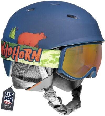 Wildhorn Spire Kids And Youth Helmet