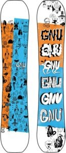 Gnu Money Mens Snowboard