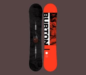 Men's Burton Ripcord Flat Top Snowboard