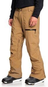 Quiksilver Utility Short Snowboard Pants Mens