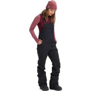 Burton Women's Avalon Bib Pant - Available in Short & Tall