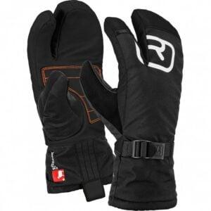 Ortovox Lobster Gloves Black Raven Men