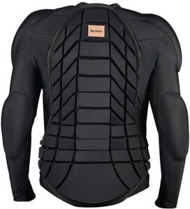 back protector jacket